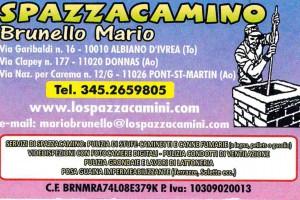 Brunello Mario - Spazzacamino